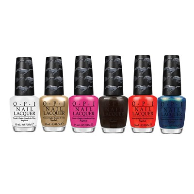 OPI Lacquer Ford Mustang Collection