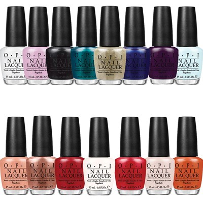 OPI Lacquer Venice Collection 2015