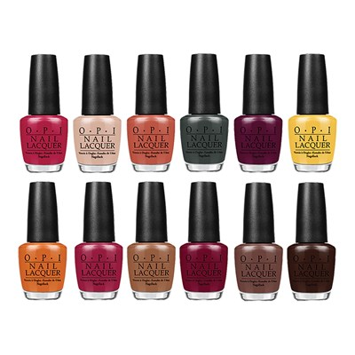 OPI Lacquer Washington DC