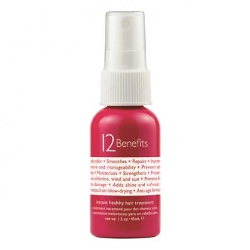 12 Benefits Instant Healthy Hair Treatment 1.5 Oz.