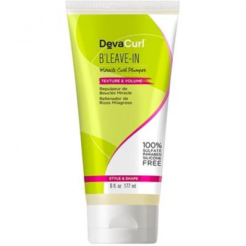 Deva Curl B'Leave In 6 Oz