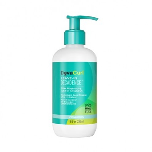 Deva Curl Leave-In Decadence Ultra Moisturizing Conditioner 8 Oz
