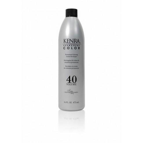 Kenra Color Permanent Coloring Crème Developer 40 Volume