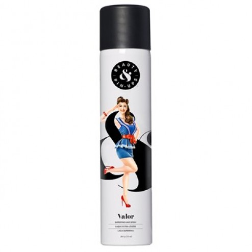 Beauty and Pin-Ups Valor Hair Spray 10 Oz