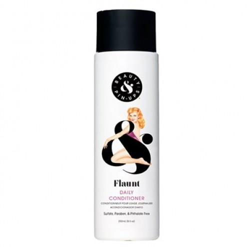 Beauty and Pin-Ups Flaunt Daily Conditioner 8.5 Oz