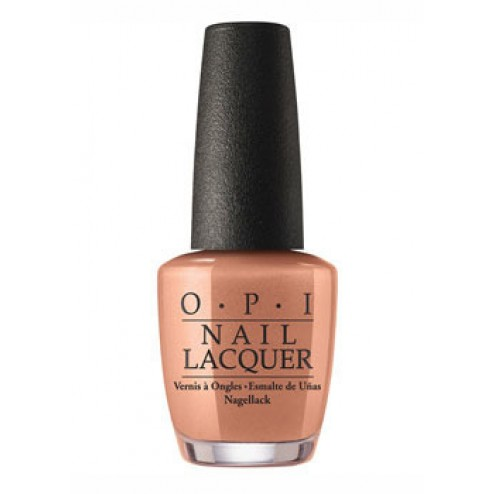 OPI Lacquer Sweet Carmel Sunday D44 0.5 Oz
