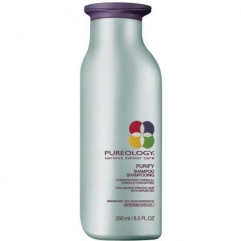 Pureology Purify Shampoo Treatment