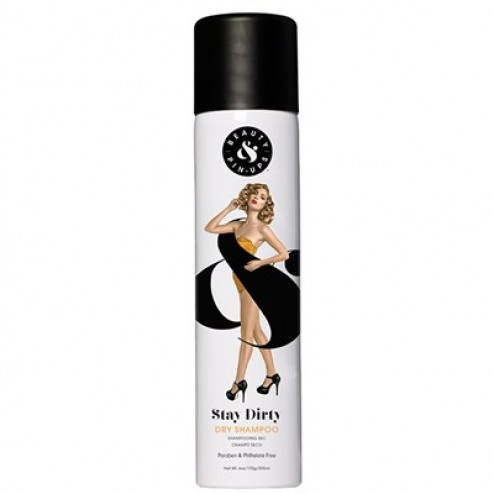 Beauty and Pin-Ups Stay Dirty Dry Shampoo 6 Oz