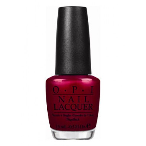 OPI Lacquer All I Want for Christmas HLE06 0.5 Oz