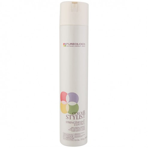 Pureology Colour Stylist Strengthening Control Hairspray