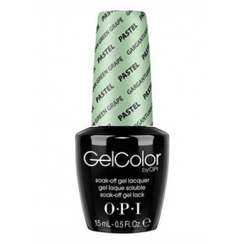GelColor Pastel Gargantuan Green Grape GC103 0.5 Oz