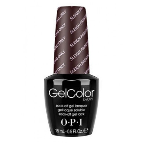GelColor Sleigh Parking Only HPF12 0.5 Oz