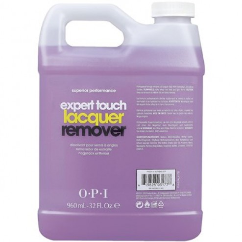 OPI Expert Touch Lacquer Remover 32 Oz