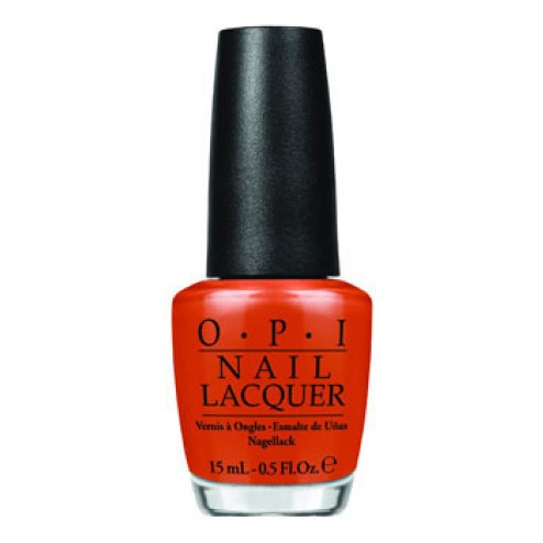 OPI Lacquer It's A Piazza Cake V26 0.5 Oz