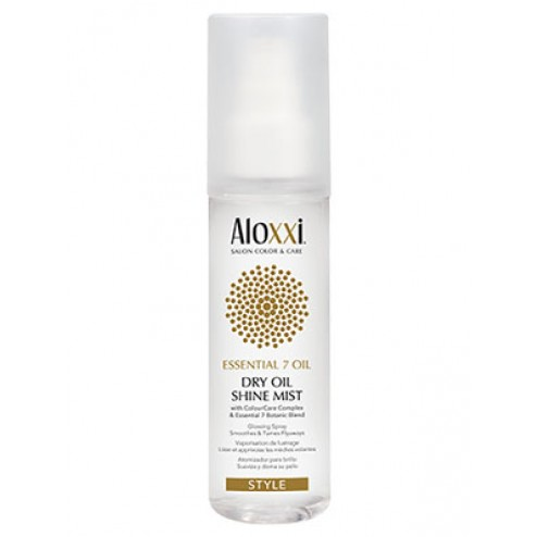 Aloxxi Essential 7 Dry Oil Shine Mist