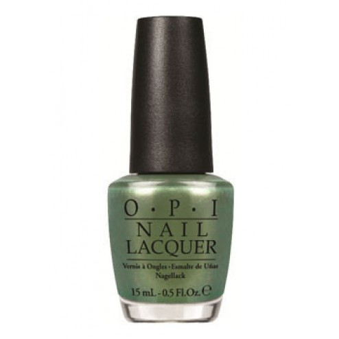 OPI Lacquer Visions of Georgia Green C93 0.5 Oz