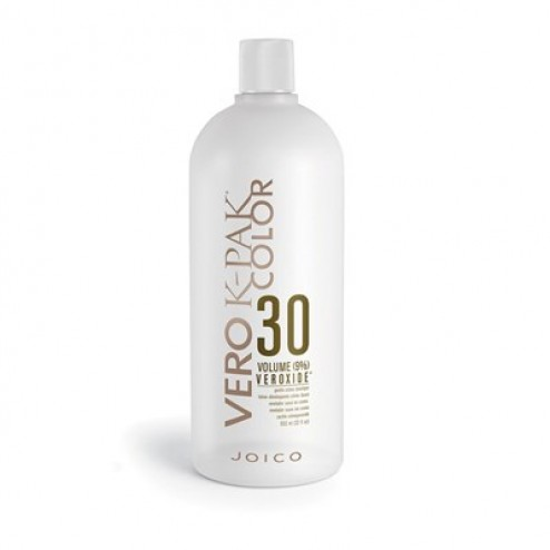 Joico Vero K-PAK Color Veroxide 30-Volume  32 Oz.
