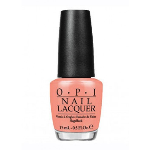 OPI Lacquer Crawfishin' for a Compliment N58 0.5 Oz