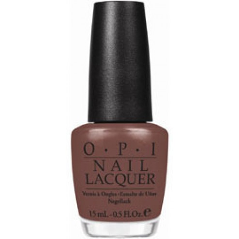 OPI Lacquer Wooden Shoe Like to Know? H64 0.5 Oz