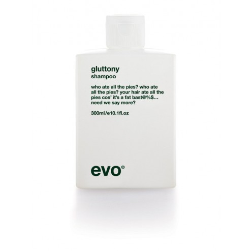 Evo gluttony volume shampoo 300ml