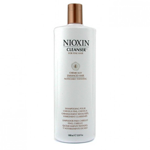 System 4 Cleanser 33.8 oz by Nioxin