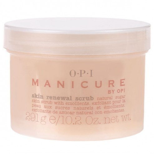 OPI Manicure Skin Renewal Scrub 10 oz.