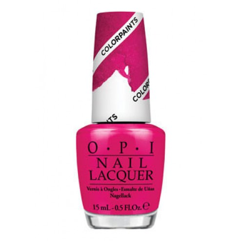 OPI Lacquer Pen and Pink P22 0.5 Oz