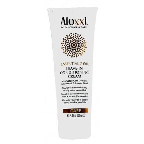 Aloxxi Essential 7 Leave In Conditioning Cream 6.8 Oz