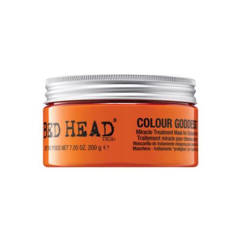 how to use bed head colour goddess miracle treatment mask