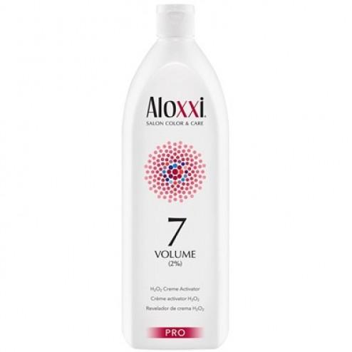 Aloxxi TONES 7 V Creme Activator