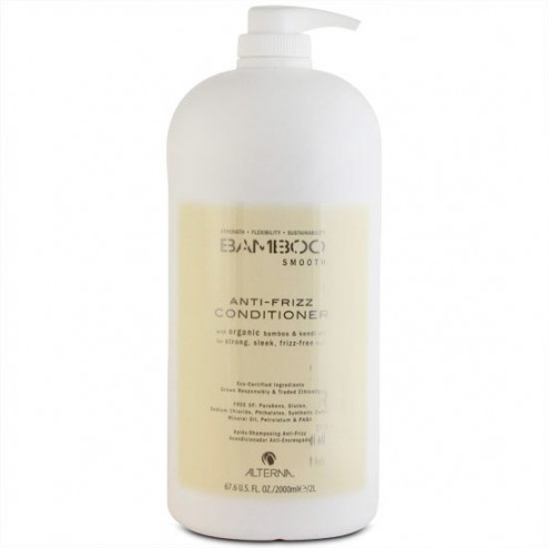Alterna Bamboo Smooth Anti-Frizz Conditioner 67.6 oz