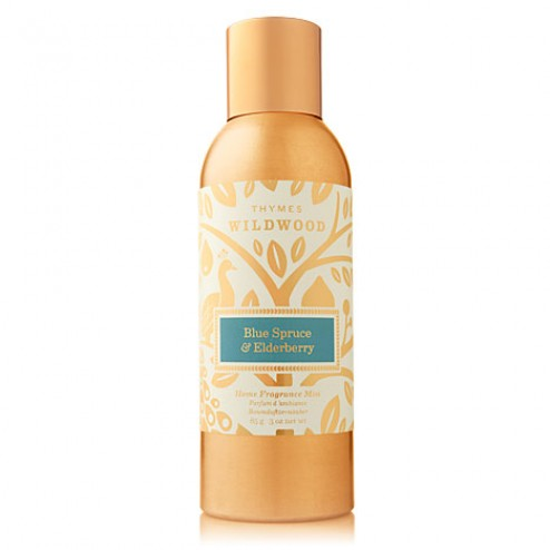 Thymes Blue Spruce & Elderberry Home Fragrance Mist