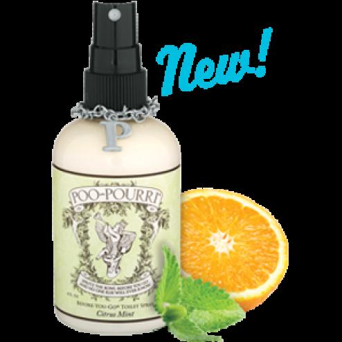 Poo-Pourri Citrus Mint 100-Use Bottle (2oz)