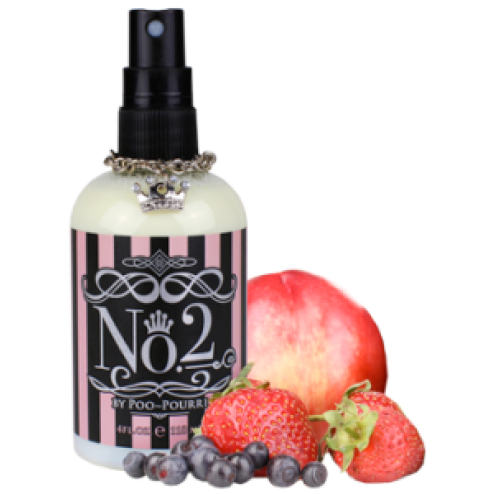 Poo-Pourri No. 2 100-Use Bottle (2oz)