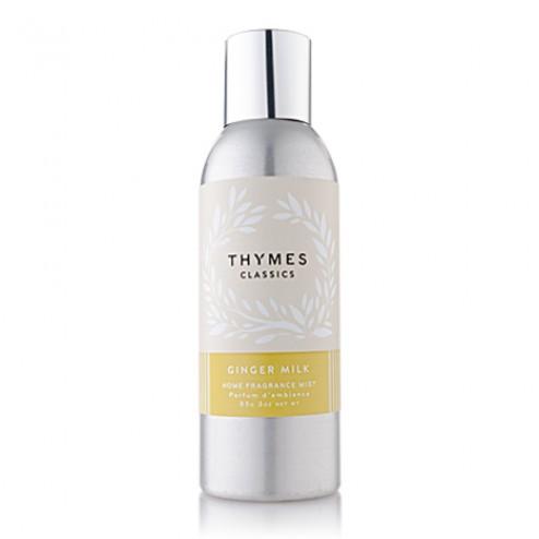 Thymes Ginger Milk Home Fragrance Mist