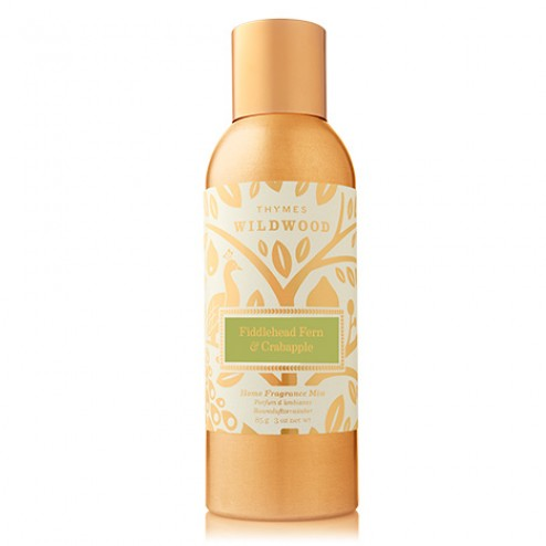 Thymes Fiddlehead Fern & Crabapple Home Fragrance Mist