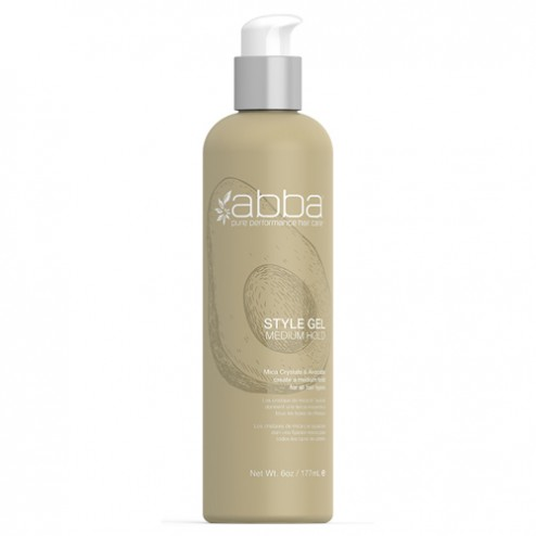 Abba Style Gel 6.76 Oz