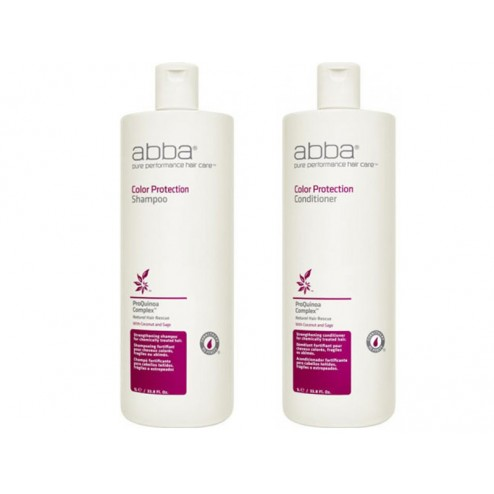 Abba Color Protect Shampoo And Conditioner Duo (33.8 Oz each)