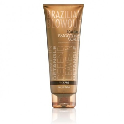 Brazilian Blowout Daily Smoothing Serum 8 Oz
