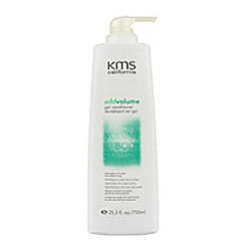 KMS California Add Volume Gel Conditioner 25.3 oz