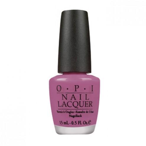 OPI NL B87 A Grape Fit