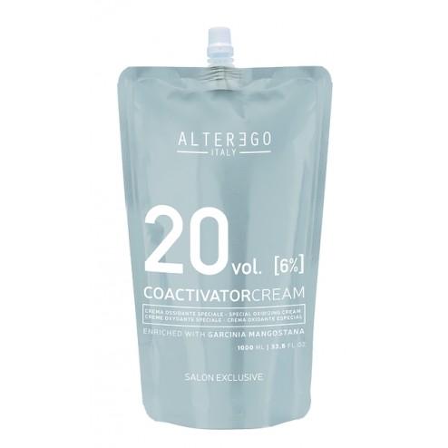 Alter Ego Italy Co Activator Cream 20 Volume Developer 33.8 Oz