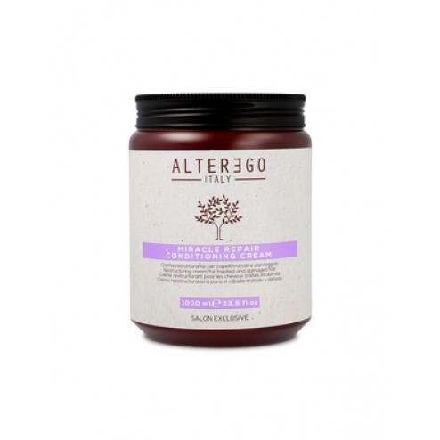 Alter Ego Italy Arganikare Miracle Repair Conditioning Cream 33.81 Oz