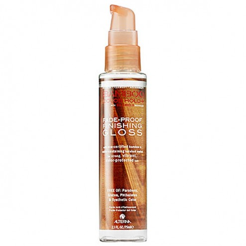 Alterna Bamboo UV+ Color Protection Fade-Proof Fluide Gloss 0.25 Oz