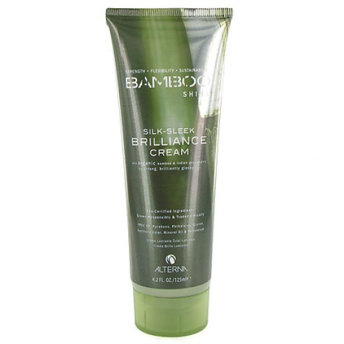 Alterna Bamboo Shine Silk-Sleek Brilliance Cream 4.2 oz