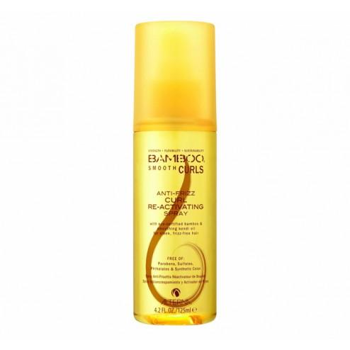 Alterna Bamboo Smooth Curl Reactivating Spray 4.2 Oz.