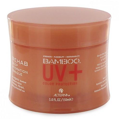Alterna Bamboo UV+ Color Protection Rehab Deep Hydration Masque 5 oz