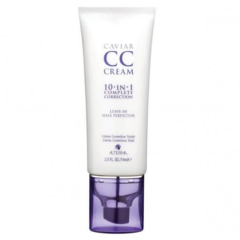 Alterna Caviar CC Cream Leave in Hair Perfector 2.5 Oz.