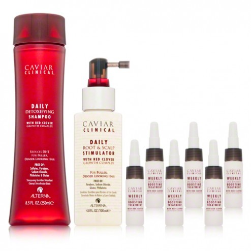 Alterna Caviar Clinical Starter Kit 3 piece