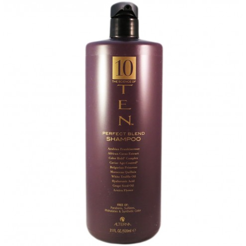 Alterna The Science of Ten Perfect Blend Shampoo 31 oz